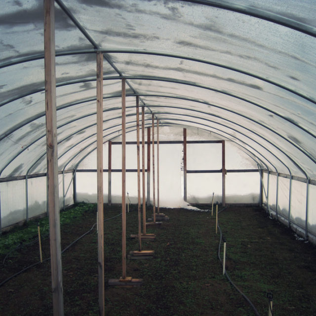 Hoophouse supports make for better nights of sleep!